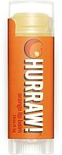 Perfumería y cosmética Bálsamo labial eco con aceite de piel de naranja - Hurraw! Orange Lip Balm