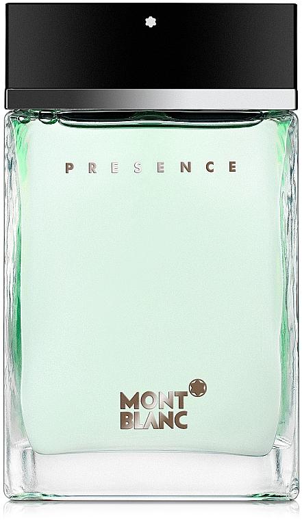 Montblanc Presence - Eau de toilette — imagen N1