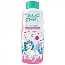 Perfumería y cosmética Gel de ducha con aroma a fresa - Chlapu Chlap Bath & Shower Gel