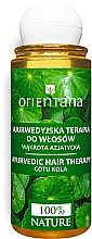 Perfumería y cosmética Tratamiento capilar natural anticaída con aceite de sésamo y cardamomo - Orientana Ayurvedic Hair Therapy