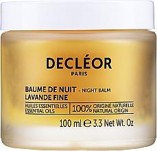 Crema de noche rejuvenecedora con aceite esencial de iris - Decleor Aromessence Iris Rejuvenating Night Balm — imagen N1