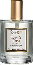 Perfumería y cosmética Ambientador en spray con aroma a flor de algodón - Collines de Provence Cotton Flower