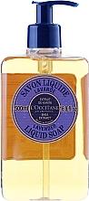 Perfumería y cosmética Jabón líquido para manos y cuerpo con manteca de karité & aceite de lavanda - L'Occitane Lavande Liquid Soap