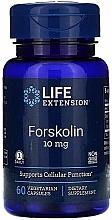 Perfumería y cosmética Complemento alimenticio en cápsulas forskolina - Life Extension Forskolin 10 mg