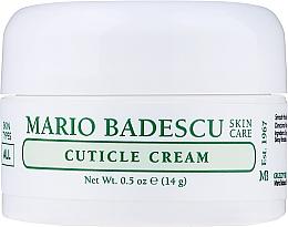 Perfumería y cosmética Crema anticutículas con almidón de trigo y ácido salicílico - Mario Badescu Cuticle Cream