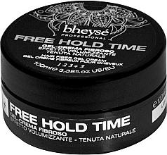 Perfumería y cosmética Gel crema para fijación y volumen con acabado natural - Renee Blanche Bheyse Free Hold Time