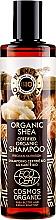 Perfumería y cosmética Bio champú restaurador con manteca de karité orgánica, sin parabenos - Planeta Organica Organic Shea Natural Hair Shampoo