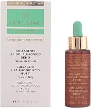 Perfumería y cosmética Concentrado para busto con colágeno y ácido hialurónico - Collistar Attivi Puri Collagene + Acido Ialuronico