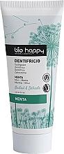 Perfumería y cosmética Pasta dental con extracto de menta - Bio Happy Neutral&Delicate Toothpaste Mint Flavor