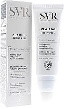 Perfumería y cosmética Peeling facial de noche con complejo despigmentante - SVR Clairial Night Peel Peeling