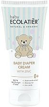 Perfumería y cosmética Crema protectora de pañal con zinc - Ecolatier Baby Diaper Cream With Zinc