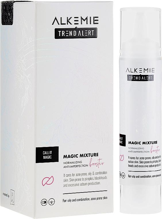 Suero potenciador antiimperfecciones con aceite de argán, vitamina E - Alkemie Call it Magic Normalizing Anti-Imperfection Booster