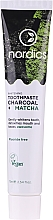 Perfumería y cosmética Pasta dental blanqueadora con carbón y matcha - Nordics Whitening Charcoal Matcha Tooshpaste