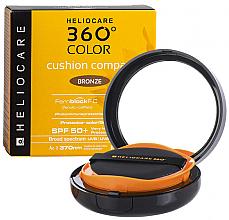 Perfumería y cosmética Polvos compactos protección solar SPF 50 en formato cushion - Cantabria Labs Heliocare 360º Color Cushion Compact Pearl