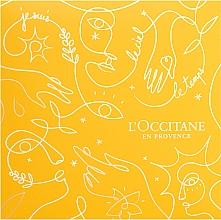 Perfumería y cosmética L'Occitane Pour Homme - Set (gel de ducha/75ml+ bálsamo aftershave/30ml+ jabón/50g)