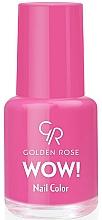 Perfumería y cosmética Esmalte de uñas - Golden Rose Wow Nail Color