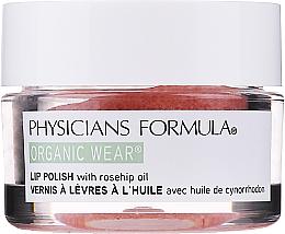 Perfumería y cosmética Exfoliante labial con aceite orgánico de rosa - Physicians Formula Organic Wear Organic Rose Oil Lip Polish Rose
