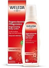 Loción corporal regeneradora con extracto de granada - Weleda Granatapfel Regenerierende Pflegelotion — imagen N2