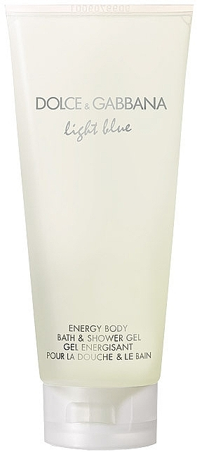 Dolce & Gabbana Light Blue - Gel de ducha perfumado — imagen N2