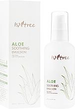 Perfumería y cosmética Emulsión facial calmante con extracto de aloe vera - Isntree Aloe Soothing Emulsion