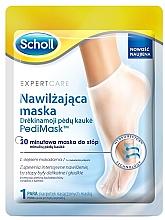 Perfumería y cosmética Mascarilla de pies con aceite de macadamia, karité y urea - Scholl Expert Care Foot Mask
