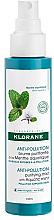 Perfumería y cosmética Spray para cabello con menta acuática - Klorane Aquatic Mint