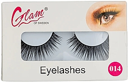Perfumería y cosmética Pestañas postizas (sin pegamento) №014 - Glam Of Sweden Eyelashes
