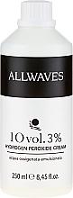 Perfumería y cosmética Agua oxigenada emulsionada 3% - Allwaves Cream Hydrogen Peroxide 3%