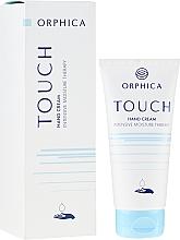 Perfumería y cosmética Crema de manos hidratante con extracto de camelia & urea - Orphica Touch Hand Cream