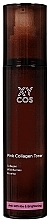 Perfumería y cosmética Tónico facial antiarrugas iluminador con colágeno - XYcos Pink Collagen Toner