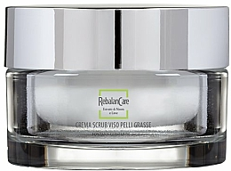 Perfumería y cosmética Exfoliante facial para pieles grasas con extractos de neem y lima - Fontana Kontorini Oily Skin Face Scrub