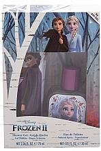 Perfumería y cosmética Disney Frozen II - Set (eau de toilette/30ml + gel de ducha/70ml)