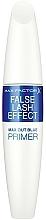 Perfumería y cosmética Prebase de pestañas con pigmento azul - Max Factor False Lash Effect Primer