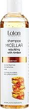 Perfumería y cosmética Champú micelar con extracto de ámbar - Rebuilding Micellar Shampoo With Amber