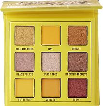 Perfumería y cosmética Paleta de sombras de ojos - Makeup Obsession Shadow Palette