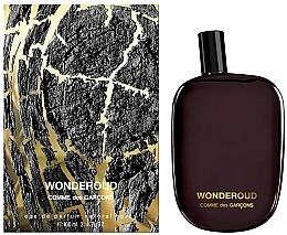Perfumería y cosmética Comme des Garcons Wonderoud - Eau de parfum