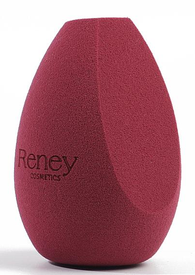 Esponja de maquillaje, sin látex - Reney Cosmetics