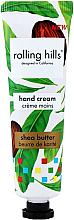 Perfumería y cosmética Crema de manos con karité - Rolling Hills Shea Butter Hand Cream