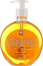 Perfumería y cosmética Jabón líquido para cuerpo y manos con aroma cítrico - Seal Cosmetics Dagne Liquid Soap