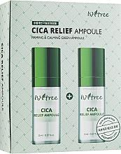Perfumería y cosmética Sérum facial con 86% extracto de centella asiática - IsNtree Cica Relief Ampoule