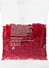 Perfumería y cosmética Cera depilatoria granulada, rosa - Ronney Hot Film Wax Rose