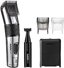 Perfumería y cosmética Cortapelos con cuchillas de recubrimiento de titanio - BaByliss E978E