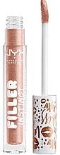 Perfumería y cosmética Brillo labial voluminizador - NYX Professional Filler Instinct Plumping Lip Polish
