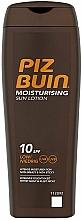 Perfumería y cosmética Loción corporal hidratante de protección solar con SPF 10 - Piz Buin Sun Moisturising Sun Lotion SPF10