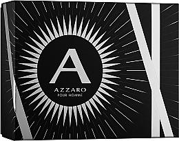Perfumería y cosmética Azzaro Pour Homme - Set (eau de toilette/100ml + champú para cabello y cuerpo/100ml + bálsamo aftershave/50ml)