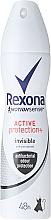 Perfumería y cosmética Desodorante spray - Rexona Motionsense Active Protection+ Invisible