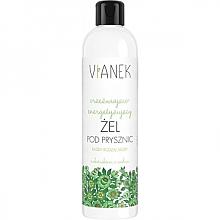 Perfumería y cosmética Gel de ducha refrescante con extracto de salvia - Vianek Refreshing Shower Gel