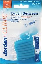 Perfumería y cosmética Cepillos intradentales, 0,6mm, 10unds. - Jordan Interdental Brush