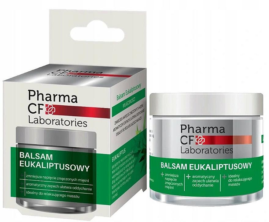 Bálsamo corporal de eucalipto - Pharma CF