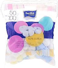 Perfumería y cosmética Tampones desmaquillantes de algodón - Bella Cotton Balls